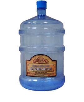бочковая питьевая вода